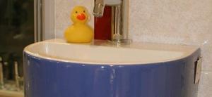 Handwaschbecken ein unverzichtbares Teil im modernen WC!